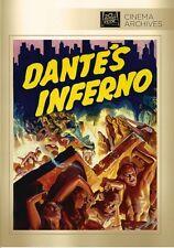 DANTE'S INFERNO (1935 Spencer Tracy) -  - Region Free DVD - Sealed