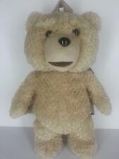 "Ted Comedy Movie Seth MacFarlane Bear Plush Small Backpack Bag Character 16"""