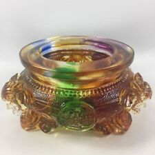 Amore Jewell Lucky treasure bowl/tank birthday gift Liuli Crystal Glass