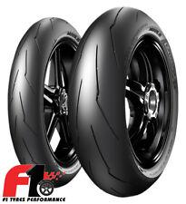 Coppia Gomme Moto Pirelli Diablo Supercorsa V3 SC1 120/70-17+160/60-17 SC2 [4G]