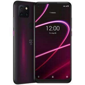 T-Mobile Revvl 5G GSM 128GB NEBULA BLACK (T-Mobile and Unlocked)