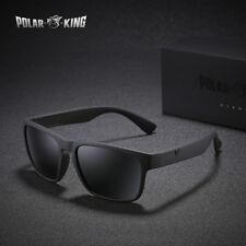 POLARKING Brand Polarized Sunglasses For Men Plastic Oculos de sol Men's