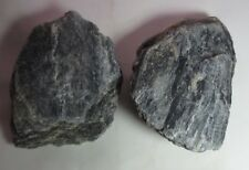 Two Soapstone Pieces - Great for Carving -  Murphy, NCs - Total wt over 5 lbs.
