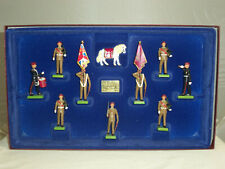 BRITAINS 5190 BRITISH ROYAL PARACHUTE REGIMENT LIMITED EDITION TOY SOLDIER SET