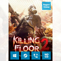 Killing Floor 2 Deluxe Edition for PC Game Steam Key Region Free