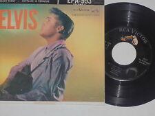 """ELVIS -Elvis, Volume II- 7"""" EP 45"""