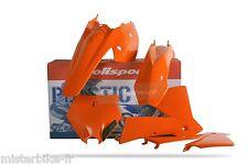 Kit Plastiques Coques  Polisport KTM 250 EXC EXC250  04 2004 Couleur ORIGINE