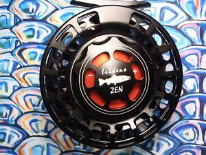 Irideus fly fishing reel Zen spey switch fly fishing reel steelhead & saltwater