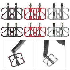 Ultralight Carbon Titanium Bicycle Pedal MTB Road Bike Pedal 3 Bearings