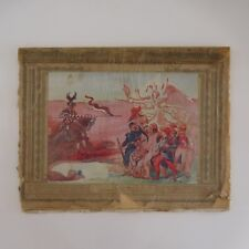 La Guerre documentée n°1 A. WILLETTE copyright SCHWARZ & Cie Paris France 1920