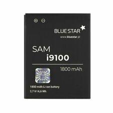 Batteria BlueStar per Samsung S2 I9100 1800mAh Premium Battery Alta Qualità
