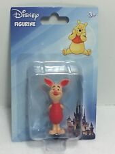 """Disney Piglet Figurine Small New In Package Figurine 2.25"""" Toy, Cake Topper"""
