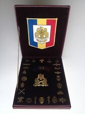 ROMANIAN MEDALS COLLECTIBLES