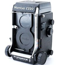 Excellent++ Mamiya C220 Professional f C220f TLR camera Body from Japan