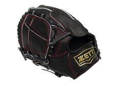 ZETT Special Order 11.5 inch Black Left Hand Throw Baseball Pitcher Glove +BONUS