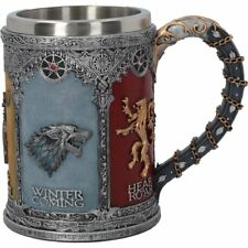 Game of Thrones : Official HBO Merchandise - Sigil Tankard 14cm