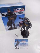 DC DIRECT SUPERMAN/BATMAN PUBLIC ENEMIES DVD BATMAN MAQUETTE STATUE #1263/4000
