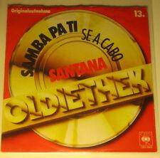 "7"" Vinyl Oldiethek, Santana ""Samba Pa Ti, Se A Cabo"""
