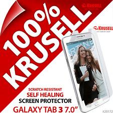 Krusell Auto-guarigione Pellicola Di Protezione Schermo Per Samsung Galaxy Tab 3