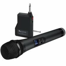 Wireless Handheld Microphone Speakers Dynamic Karaoke Nights Parties Fun Over #5