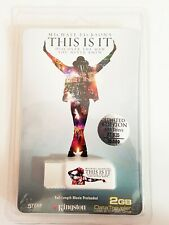 Michael Jackson's This Is It Limited Edition 2 GB USB Drive 23,035 of 75,000