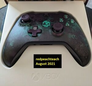 NEW - CONTROLLER ONLY - Genuine Microsoft Xbox One Sea of Thieves Wireless