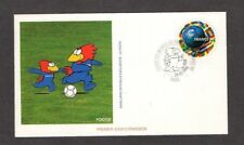 1998 FRANCE WORLD CUP FOOTBALL - FIRST DAY COVER - PARIS CANCEL - A1 CONDITION