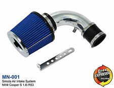 Air Intake induction KIT mit SIMOTA filter fur MINI COOPER S 1.6i R53  / MN-001