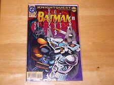 Batman #502 Signed by Kelley Jones
