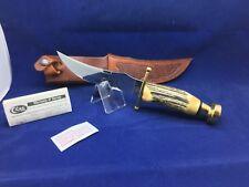 2008 Case XX  Stag Kodiak Knife & Sheath Mint In Box