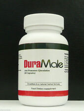DuraMale Last Longer in Bed Pills Male Enhancement Delay cum ejaculation sex
