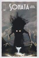 SONATA #7 IMAGE comics NM 2020 David Hine Brian Haberlin