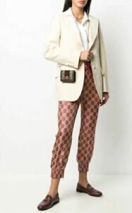 Gucci Glitter Blazer Jacket-With Tags- RRP$4,500 AUD