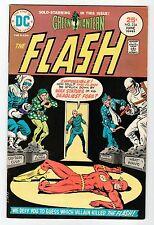 DC: THE FLASH #234 - FN+ June 1975 Vintage Comic