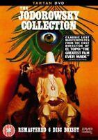 Nuovo Alejandro Jodorowsky Cofanetto - DVD (TVD3749)