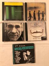 Lot 5 CD's New Wave, Alternative XTC Joy Division Various Artists Cure Echo...