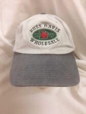 trucker hat baseball cap Russ Davis Wholesale retro vintage rare rave quality