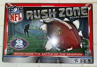 MISB 2015 NFL Football RUSH ZONE BOARD GAME New Sealed