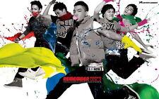 "101 BigBang - G Dragon TOP Taeyang SeungRi Kpop Singer Star 22""x14"" Poster"