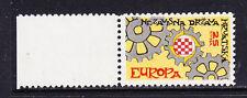 "Europa Cept 1967 Croatia ""Exile"" 1v   ** mnh (A706)"