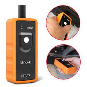 EL-50448 TPMS Reset Tool Car Tire Pressure Monitor Sensor Activation Tool OEC-T5