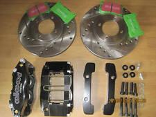 Mk1 Mk2 Escort Wilwood Midilite 4 Pot Brake Set Up