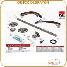 TIMING CHAIN KIT FOR TOYOTA AVENSIS 1.8 10/00-02/03 2545 TCK351