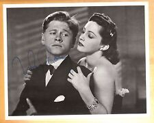 Mickey Rooney-signed photo-22