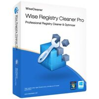 Wise Registry Cleaner Pro Full Version & Windows Errors Repair Software