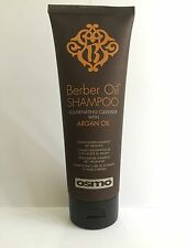 OSMO Berber Oil SHAMPOO REJUVENATING CLEANSER WITH ARGAN OIL 250ML / 8.45 FL.OZ.
