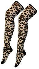 Women's Animal Print Stockings