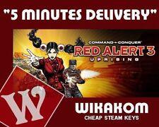 Command & Conquer: red Alert 3 levantamiento [PC] [clave digital de vapor] [Región Libre]