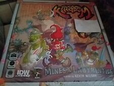 Awesome Kingdom: Mines and Labyrinths - IDW Games Board Game New!