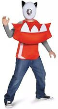 BOY'S MIXELS COSTUME WITH MASK SIZES SMALL (6) AND MED (8) AVAILABLE NIP!